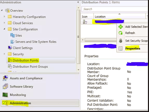 ConfigMgr: How to Configure BrancheCache | Fear the Panda
